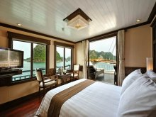 Deluxe Cabins with Balcony