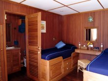 Pandaw stateroom A