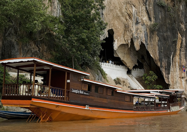 Luang Say Cruise tour