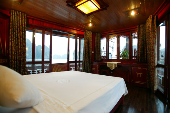 private Prince cruise halong bay