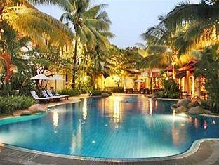 Settha palace hotel luxury hotel in vientiane cruises - Settha palace hotel swimming pool ...