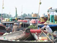 Mekong Delta Cruise & Bike 3 Day Tour