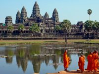 Angkor Wat Hike & Bike Tour