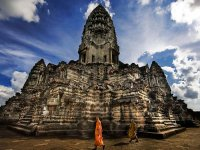 Angkor Hike & Bike Tour
