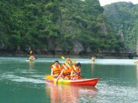Hanoi - Halong Bay - Catba Island Tour Package