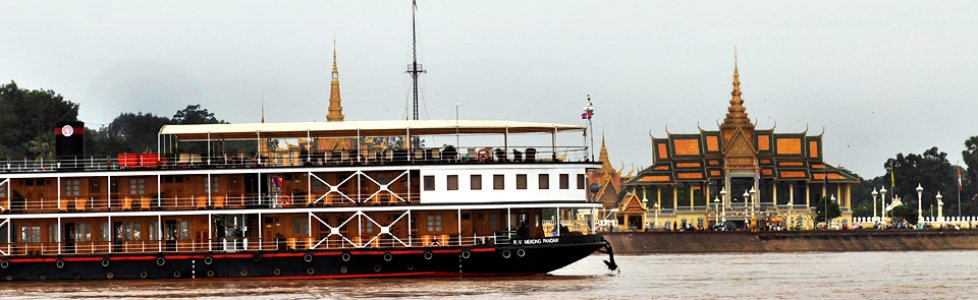 Phnom Penh - Siemreap  Days by The Jahan Cruise