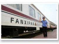 FANXIPAN EXPRESS TRAIN TO SAPA
